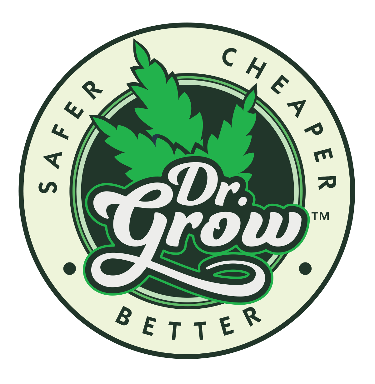 Doctor Grow logo